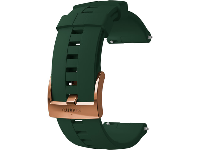 Suunto Athletic 4 Silicone Strap forest/copper